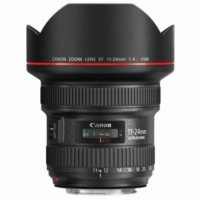 Canon EF 11-24mm f4L USM Lens