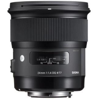 Sigma 24mm f1.4 DG HSM A Lens