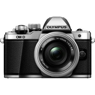 Olympus OM-D E-M10 Mark II Digital Camera with 14-42mm Lens