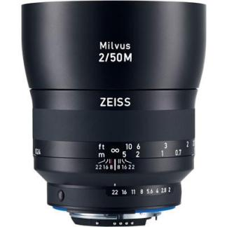 Zeiss 50mm f2 Makro-Planar Milvus ZE Lens