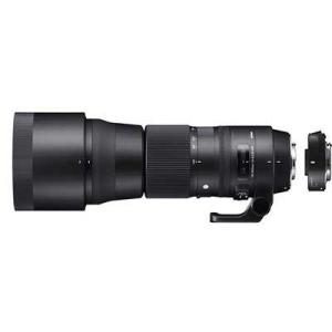 Sigma 150-600mm f5-6.3 Contemporary DG OS HSM Lens with 1.4x Teleconverter