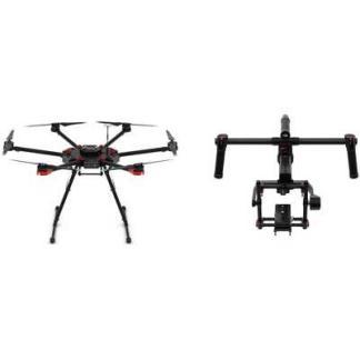 DJI Matrice 600 Hexocopter Drone with Ronin-MX Gimbal