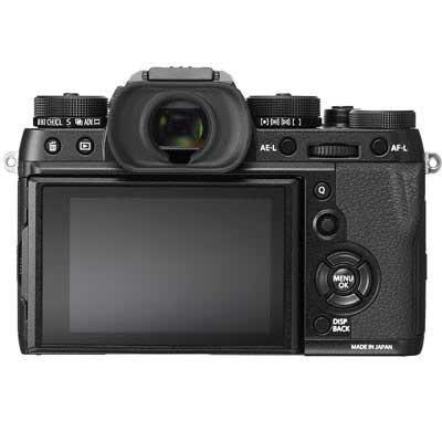 Fuji X-T2 Digital Camera with 18-55mm XF Lens