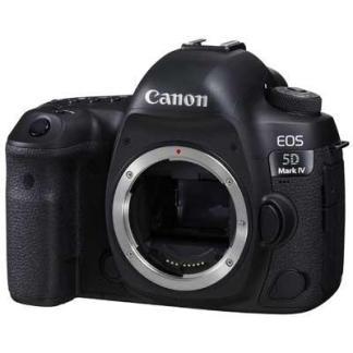 Canon EOS 5D Mark IV Digital SLR Camera Body