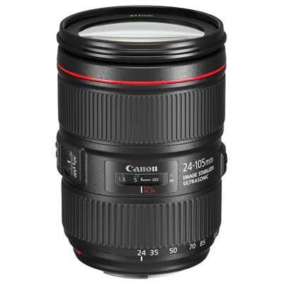 Canon EF 24-105mm f4L IS II USM Lens