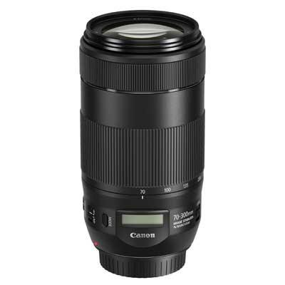 Canon EF 70-300mm f4-5.6 IS II USM Lens