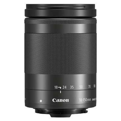 Canon EF-M 18-150mm f3.5-6.3 IS STM Lens