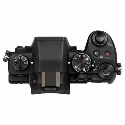 Panasonic Lumix DMC-G80 Digital Camera Body