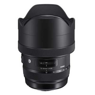 Sigma 12-24mm f4 ART DG HSM Lens