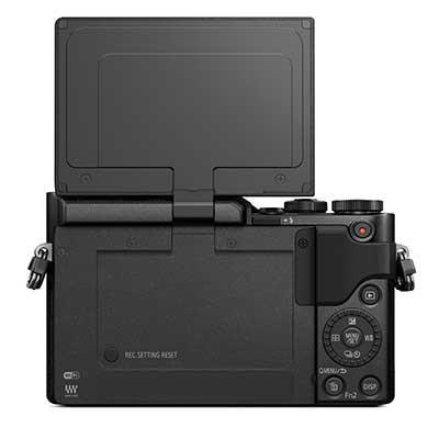 Panasonic Lumix DMC-GX800 Digital Camera with 12-32mm Lens