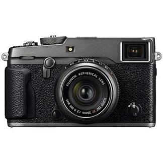 Fuji X-Pro2 Digital Camera Body with XF23mm F2 Lens - Graphite Silver