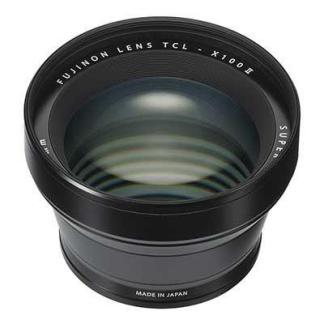Fujifilm TCL-X100 II Tele Conversion Lens - Black