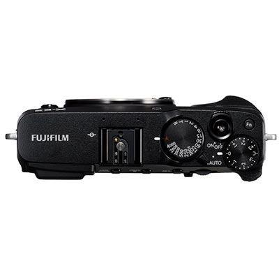 Fujifilm X-E3 Digital Camera Body - Black