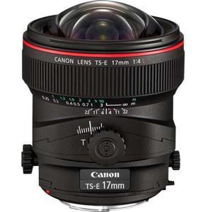 Canon TS-E 17mm f4L Lens