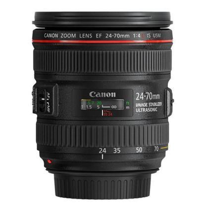 Canon EF 24-70mm f/4L IS USM Lens
