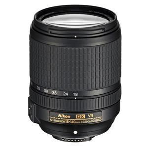 Nikon AF-S DX 18-140mm f/3.5-5.6G ED VR Lens
