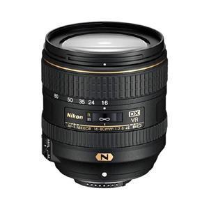 Nikon 16-80mm f/2.8-4 f/2.8-4E ED VR Lens