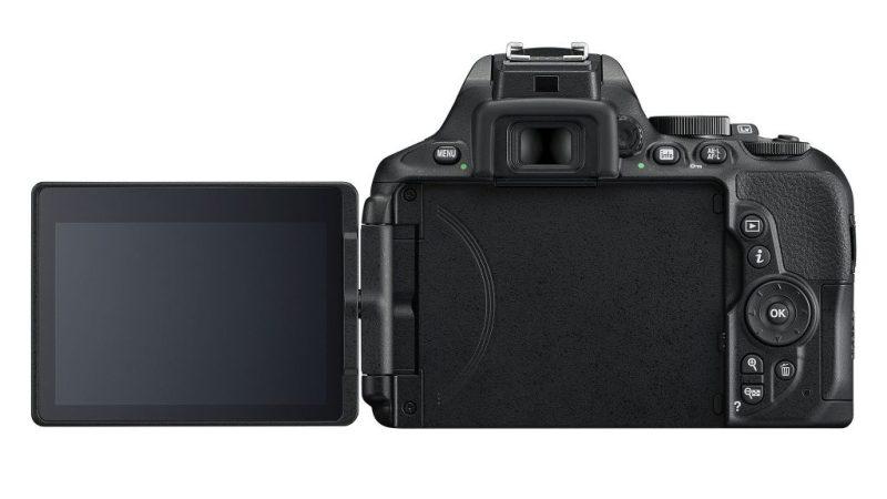 Nikon D5600 Digital SLR + 18-140mm f/3.5-5.6 G ED VR Lens