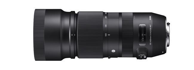 Sigma 100-400 f5-6.3 DG OS HSM Contemporary lens