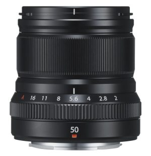 Fujifilm Fujinon XF 50mm F2 Lens