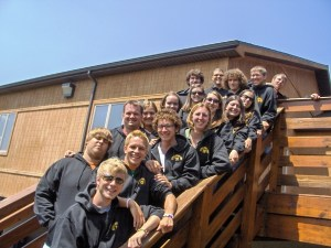 2008 Summer Staff