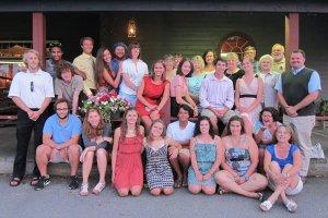 2012 Summer Staff