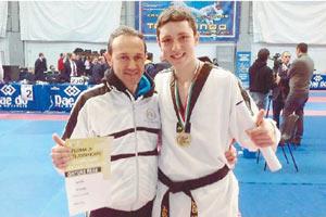 Mazara, Il mazarese Albert Mulone Campione Italiano di taekwondo
