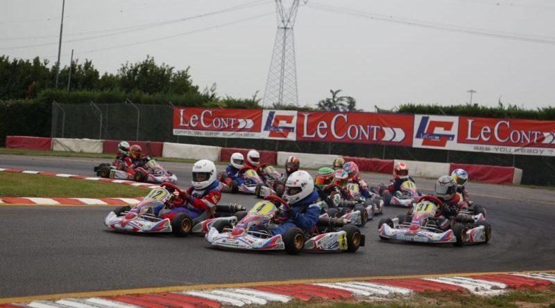 Il Karting siciliano al giro di boa