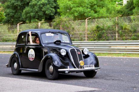 [Motori] La 101^ Targa Florio parte con oltre 210 presenze
