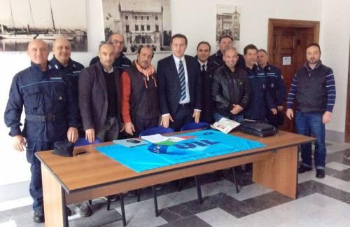 La Uilpa Polizia Penitenziaria avvia raccolta di firme contro la chiusura della base navale di Favignana