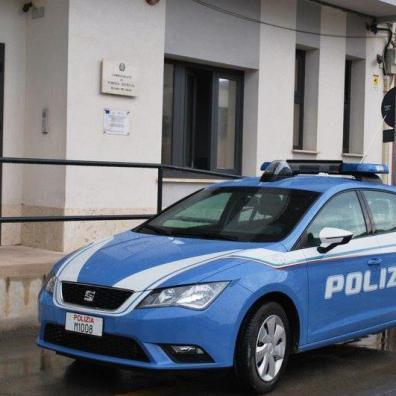 auto polizia mazara