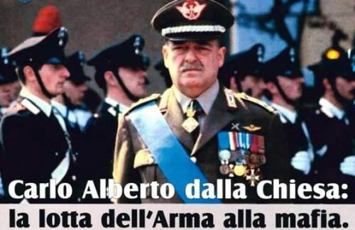 """""""Carlo Alberto Dalla Chiesa: la lotta dell'Arma alla mafia. La stagione del terrore"""". Seminario a Palermo"""
