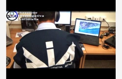 Mafia: sequestro beni per 25 mln di euro ad imprenditore edile trapanese