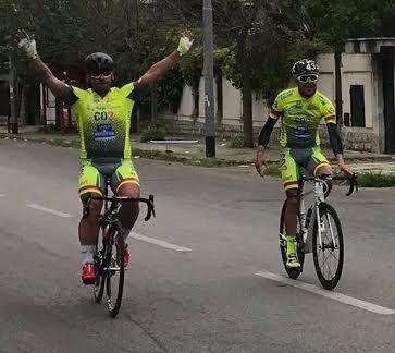 [Ciclismo] Al 1° trofeo di Pasqua l' a.s.d. Fiamma mette a segno una doppietta nel circuito della borgata marinara di Partanna Mondello.