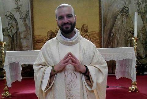 Fra Giuseppe Maria Pipitone è stato ordinato sacerdote: i migliori auguri dal Sindaco e dalla Comunità di Petrosino