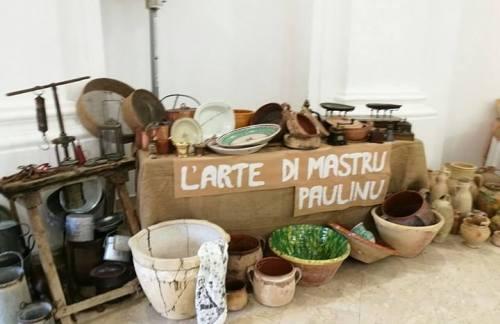 Campobello, Mostra di oggetti antichi nell'ex chiesa Addolorata