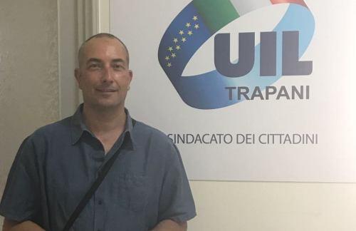 Salvatore Balduccio eletto segretario generale Uil Polizia Trapani