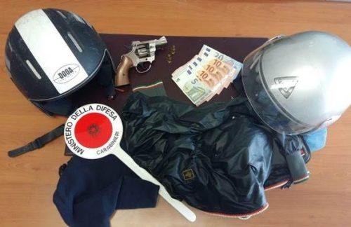 Giovanissimi, presunti, rapinatori arrestati dopo il colpo a stazione di servizio