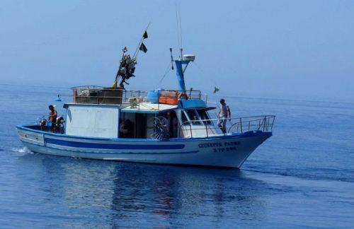 Peschereccio mazarese sequestrato da autorità tunisine