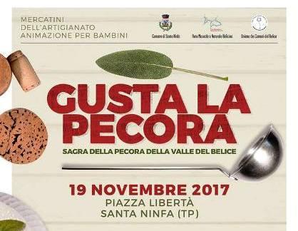 Santa Ninfa: Domani la terza edizione di «Gusta la pecora»