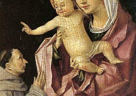 Catania: oggi al Castello Ursino verrà esposta «La Madonna col bambino benedicente» di Antonello da Messina