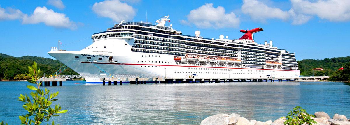 Maxirissasulla nave Carnival Legend dura tre giorni tra 30 persone