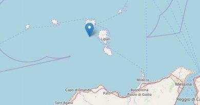 Palermo. Nella notte tre scosse in poche ore avvertite nelle province di Messina, Caltanissetta e Palermo.