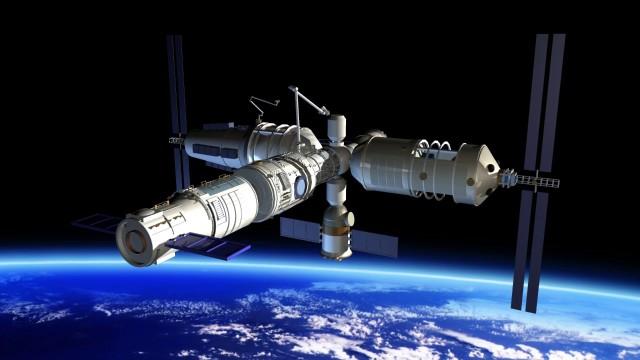"Protezione Civile: Stazione spaziale Tiangong 1 in caduta, ""rischi per l'Italia"""