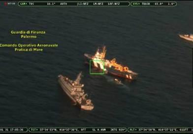 [VIDEO] Palermo: 20 tonnellate di droga sequestrate dalla Finanza su una nave, 11 arresti