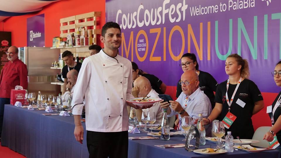 Cous Cous Fest: il siciliano Bellanca è il migliore chef italiano di cous cous