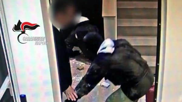 """[Video]Napoli: Sgominata la """"banda del buco"""". Carabinieri arrestano 12 soggetti"""
