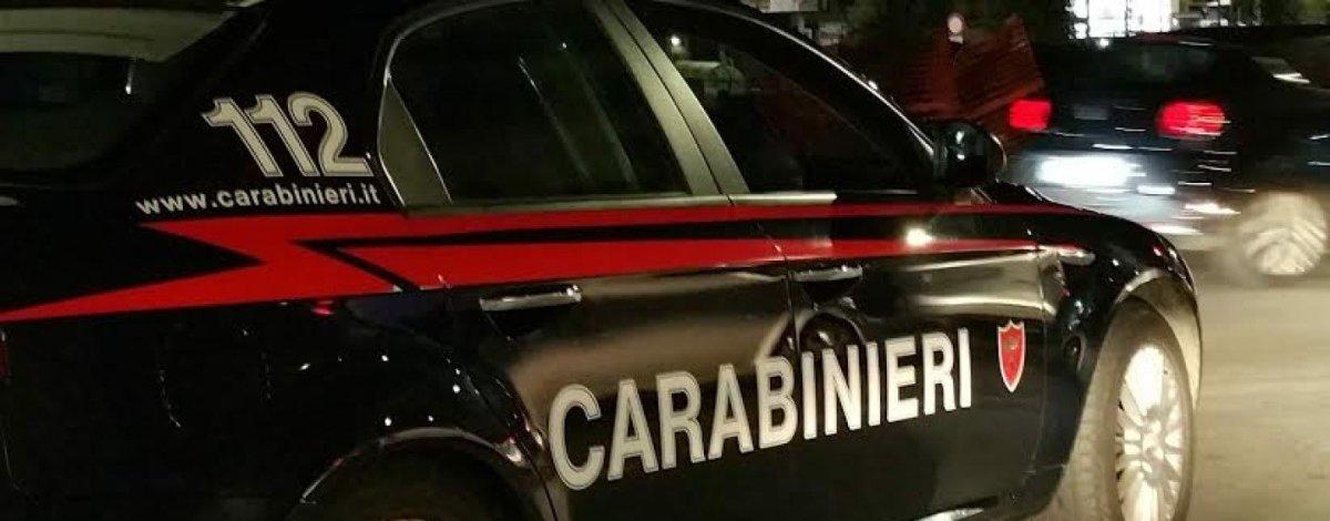 """Marsala. Marsalese 52enne da in escandescenza e si barrica in casa: """"stanato"""" dai Carabinieri"""