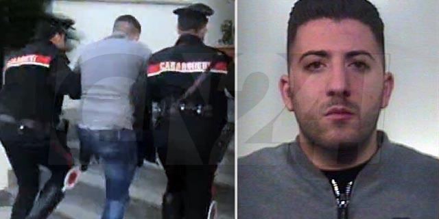 [Video] Arrestato a San Luca il latitante Antonio Callipari