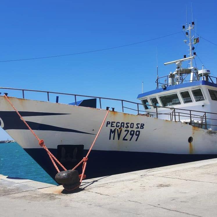 Mazara. Motopesca Pegaso protagonista del salvataggio di 42 migranti: il plauso del sindaco